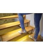 Oświetlenie LED schodów