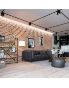 Podświetlenie ściany