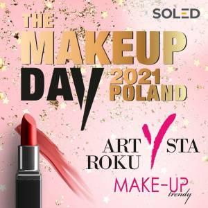 Już w najbliższy weekend wyjątkowe i długo oczekiwane wydarzenie w branży beauty - Targi Beauty Forum & Hair! Zwycięzców konkursu Artysta Roku MUT czeka niesamowita niespodzianka. 🤩  Nie mogło Nas tam zabraknąć! Szukajcie nas w strefie The Make Up Days! 🤩  #soled #makeup #targibeautyforum #beautyforum2021 #beauty #targi #wydarzenie #artystaroku