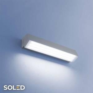 Szukasz odpowiedniego oświetlenia garażu? Kinkiet liniowy IMET to odpowiedni wybór!  Światło będzie skierowane pod kątem 30º, a w zależności od sposobu zamontowania może świecić w dół lub do góry. Dodatkowo jego montaż jest niezwykle prosty!   Dzięki kinkietowi liniowemu IMET w połączeniu z taśmą LED uzyskasz kompletną oprawę zapewniającą dużą ilość światła!   Dostępny z dwoma rodzajami osóbki! 👇  #kinkiet #soledpl #oswietlenie #warsztat #kinkietliniowy #led #skleponline
